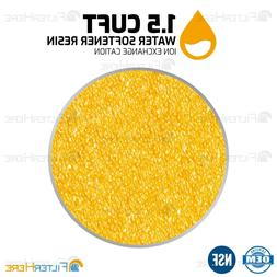 1.5 CU. FT Replacement Ion Exchange Resin for Water Softener