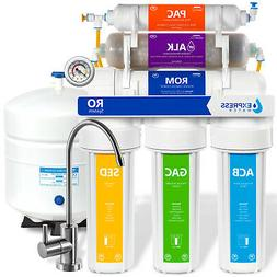 10 stage undersink reverse osmosis