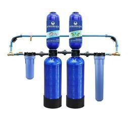 Aquasana 10-Year 1000000 Gal Whole House Water Filter + Salt