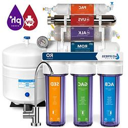 Alkaline Ultraviolet Reverse Osmosis Filtration System – C