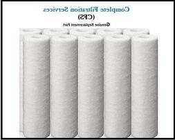 12 Pack of 5 Micron Sediment Filters  by CFS