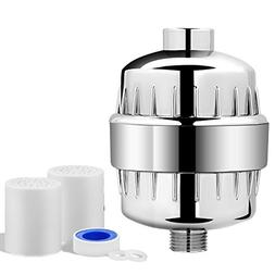 12 stage shower water filter