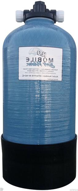 Mobile-Soft-Water 12,800 gr Portable Manual Softener w/salt