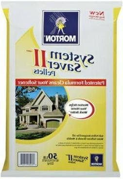 Morton Salt 1501 50-Lb. System Saver II Pellets - Quantity 9