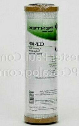 Pentek  CEP-10E Coconut Shell Carbon Block Water Filter 5 Mi