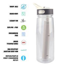 15Stage Bath Shower Head Purifier Water Filter Softener Cart