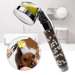 1pc <font><b>Handheld</b></font> Anion Shower Head <font><b>
