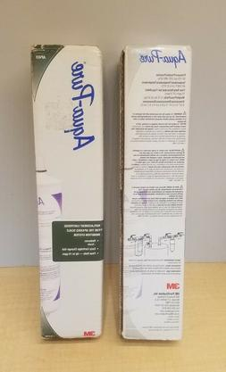NEW 3M AQUA-PURE AP431 HOT WATER SCALE INHIBITOR FILTERS