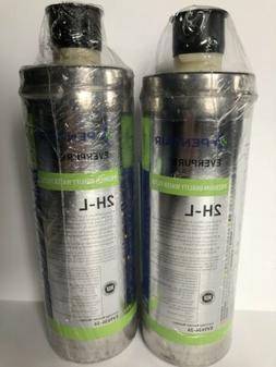 2 Pentair Everpure 2H L Premium Quality Water Filter EV96342