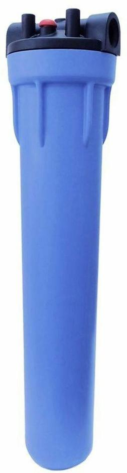 2 Year 20 Salt Free Water Softener System Replacement Blue p