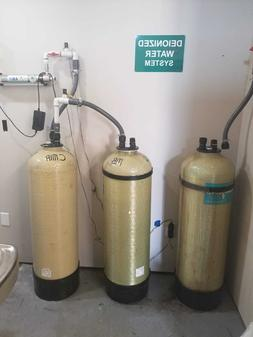 20 GAL Culligan Water Softener System Tanks 150 PSI WITH UV