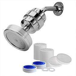 {NEW 2018} Best Luxury Filtered Shower Head Unit  Cartridge