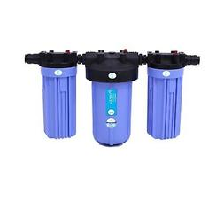 Pureau 2H+ Water softener and hydrogenating water filter for