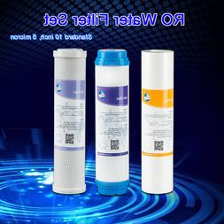 3 PC Water Filter PP GAC CTO for iSpring Premier Proline APE
