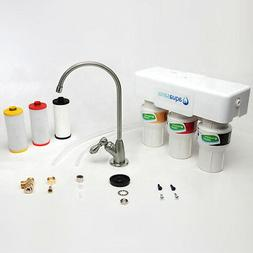 Aquasana 3-Stage Under Counter Drinking Water Filter System