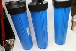 iSpring 3-Stage Whole House Water Filtration System,  WGB32B