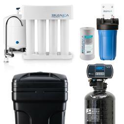 Aquasure 32,000 Grains Water Softener 75 GPD Reverse Osmosis