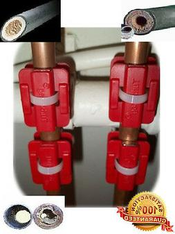 4 x Magnetic Descaler/ Limescale Remover/ Water Conditioner/