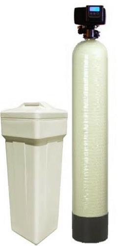 Fleck built Fleck 5600sxt 64k Water Softener System - High C