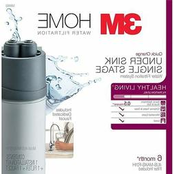 3M 4US-MAXS-S01H Quick Change Single Stage Drinking Water Fi
