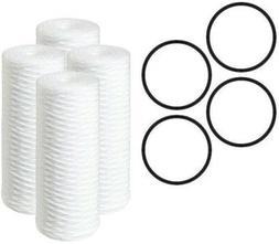 Pelican Water 10 in. 5 Micron Sediment Filter Replacements