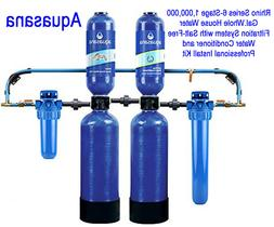 Aquasana 5-Stage 1,000,000 Gal Whole House Water Filtration