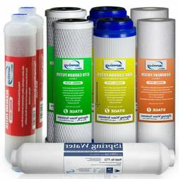 iSpring 6-Stage Alkaline RO 1-Year Replacement Filter Pack #