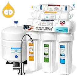 Express Water 6 Stage Deionization + Reverse Osmosis Water F