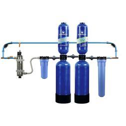 Aquasana 6-Stage Well Water Filtration+SimplySoft Softener+U