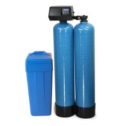 Fleck 9100 SXT Twin Tank Metered On-Demand Water Softener 24