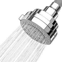"AKDY 3.5"" Round Bath 5 Setting Multi-Function Rainfall Jet S"