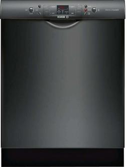 """Bosch - 300 Series 24"""" Tall Tub Built-in Dishwasher With Sta"""
