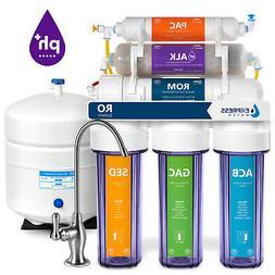 Express Water 10 Stage Alkaline Antioxidant Reverse Osmosis