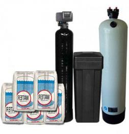 Acid Neutralizer/Water Softener Package