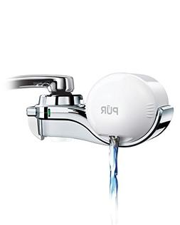 PUR Advanced Plus Horizontal Water Filter, White, White, 1 e