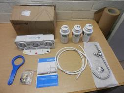 Aquasana AQ-5300 55 3 Stage Under Counter Water Filter Syste