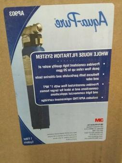 3M Aqua-pure Ap903 5 Micron Whole House Carbon Water Filtrat