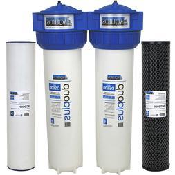 Aquios® DuoPlus™ DS600 Salt Free Water Softener & Filter