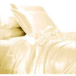 LINENWALAS Bamboo Sheets Split King - Softest and Thermal Re