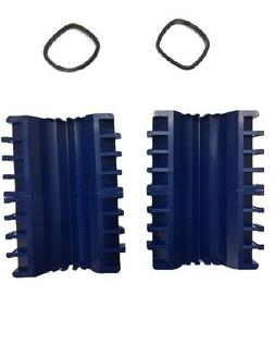 Blue Magnetic Water Conditioner Softener Limescale Preventer