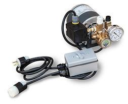 GROWONIX BP-6010 Booster Pump, 2000GPD Gallons Per Day, RO P