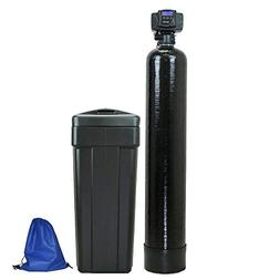 ABCwaters Built Fleck 5600sxt 48,000 Black WATER SOFTENER w/