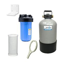 ABCwaters built Portable Water Softener 16,000 Capacity Comb