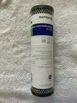 "Pentair CFBC-10 Carbon Block Water Filter Cartridge 10"" Home"