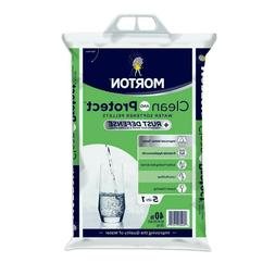 Morton Salt Clean and Protect Water Softener Pellet Bag 40 L