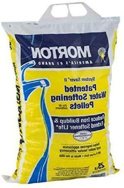 Morton Salt  Clean And Protect  Water Softener Salt  Pellets