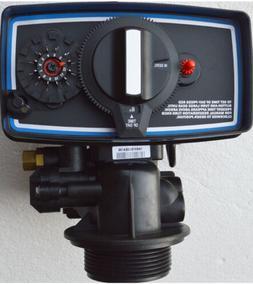 Clock Control Valve 110V For Water Filter Softener Resin Tan