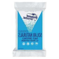 Diamond Crystal 804017 Solar Naturals Water Softener Salt, 5