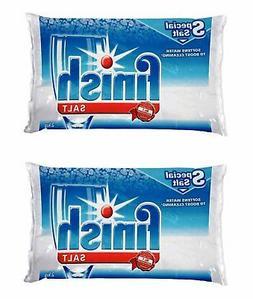 dishwasher water softener salt