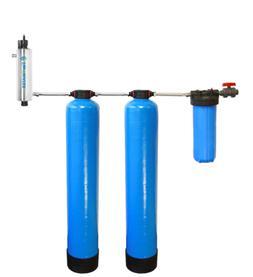 Tier1 Essential Certified Series Salt Free Water Softener an